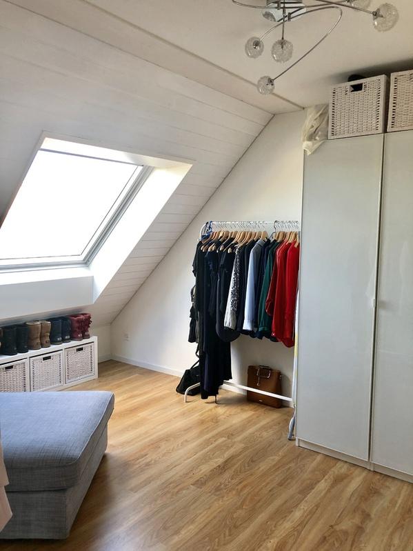 3.5 Zimmer Dachwohnung mit wunderschöner Dachterrasse 2