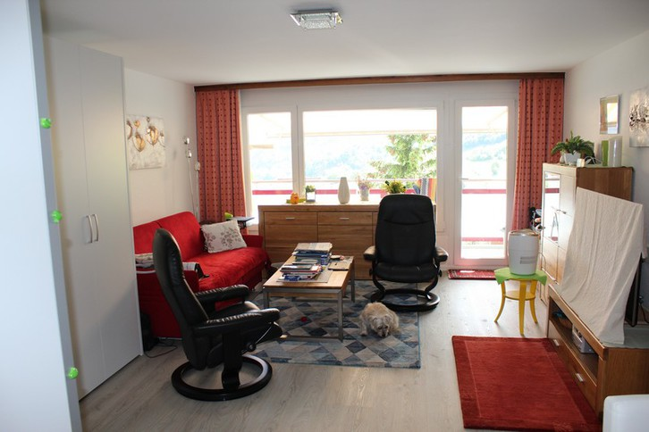 ASTER helles grosses Studio mit Balkon Süd 2