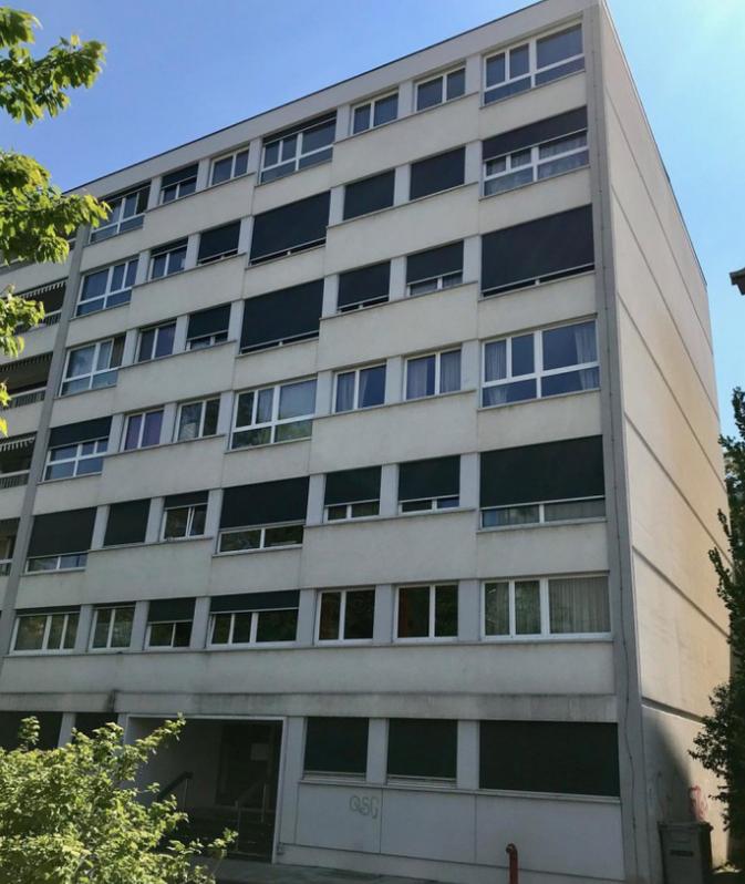 Appartement de 1.5 pièces au 3ème étage 1203 Genève