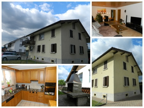 3.5 Zimmer Hochparterre-Wohnung inkl. Abstellplatz 5722 Gränichen