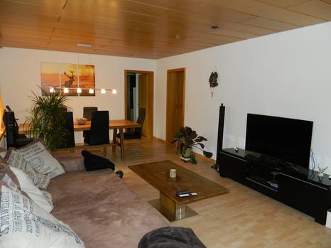3.5 Zimmer Hochparterre-Wohnung inkl. Abstellplatz 4