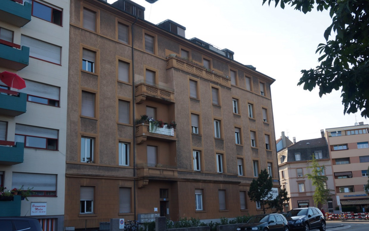 Gemütliche 2.5-Zimmerwohnung im 3.OG !!! 4053 Basel