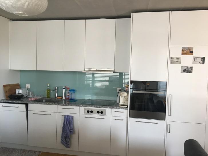 Befristet: eine helle, sehr moderne und möblierte Wohnung für einen Monat 3