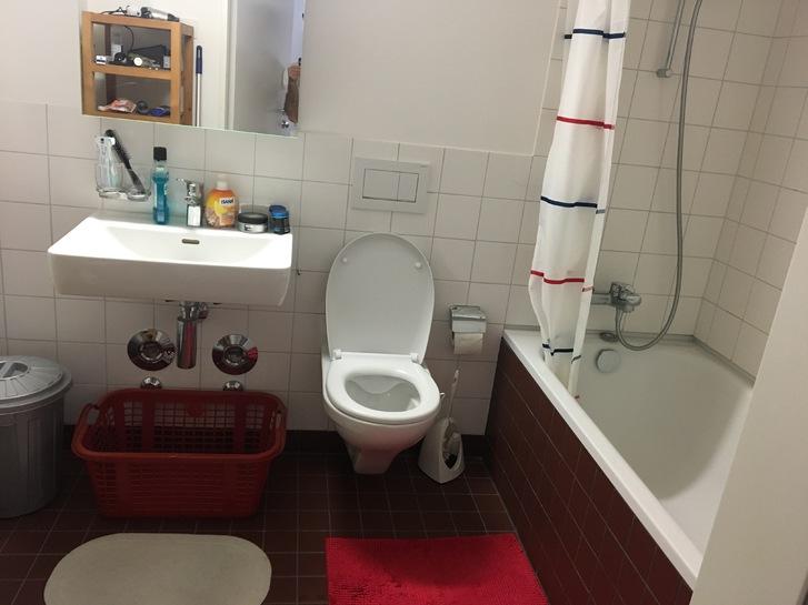 Befristet: eine helle, sehr moderne und möblierte Wohnung für einen Monat 4