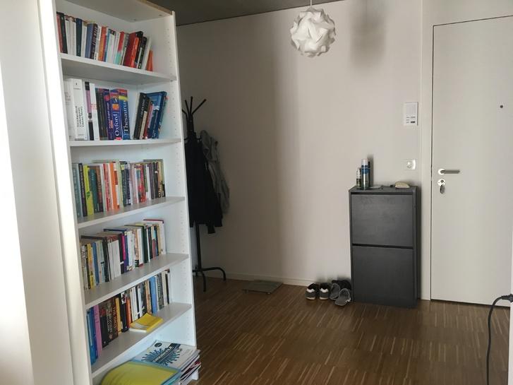 Befristet: ganze Wohnung (2.5 Zimmer) für einen Monat 2