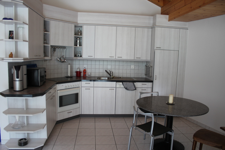 Haus Zum Turm, 2 ½ Zimmer-Penthouse 3954 Leukerbad