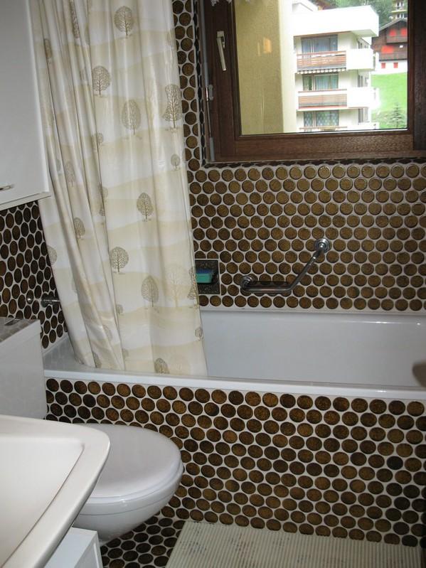 Haus Sandrina, helle Attika-Studiowohnung mit grosser Terrasse und Sauna im Haus 4