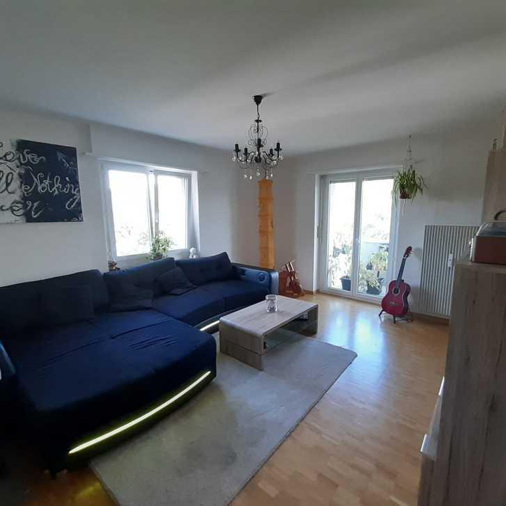 4 Zimmer Wohnung mit 2 Balkonen 2