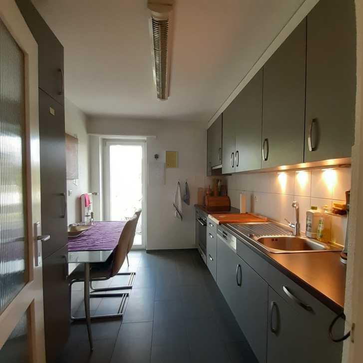 4 Zimmer Wohnung mit 2 Balkonen 3