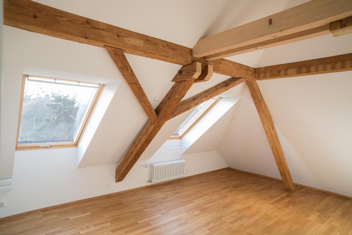 Sonnige Duplex Dachwohnung auf dem Bruderholz 3