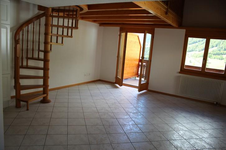 Haus Ariane, moderne 2.5-Zimmer-Duplex-Attikawohnung mit Südbalkon 3