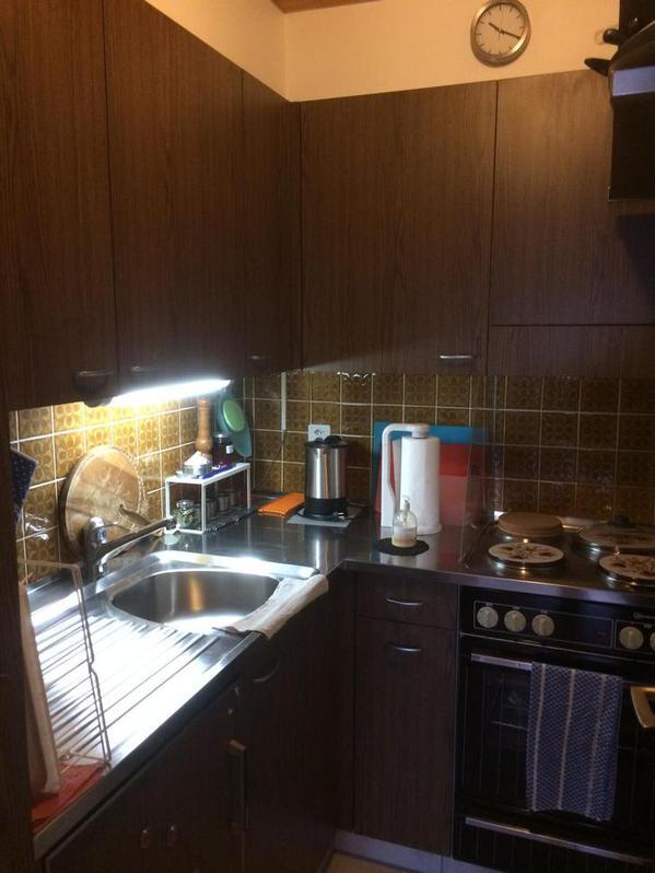 Haus Tschal, helle 1.5-Zimmerwohnung mit schönem Südbalkon 3954 Leukerbad