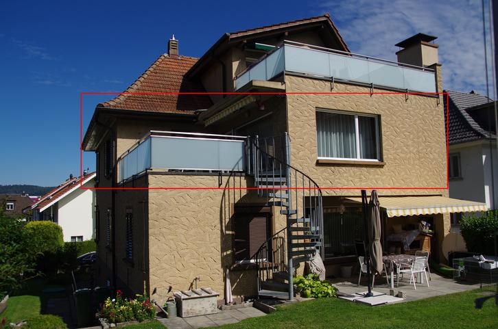 3.5 Zimmer Wohnung in Schlieren 2