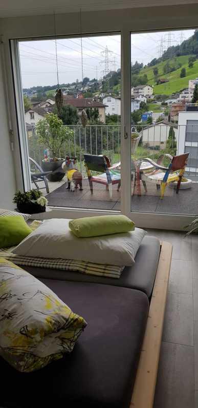 (November gratis) Wohnen in moderner, heller 4.5 Zimmer Attikawohnung 3