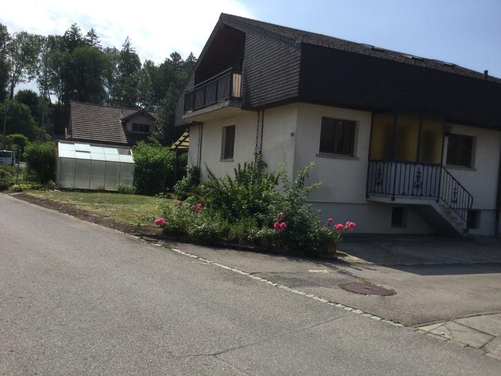 3,5 Zimmer Wohnung Parterre in2 Fam.Haus 3608 Thun / Allmendingen