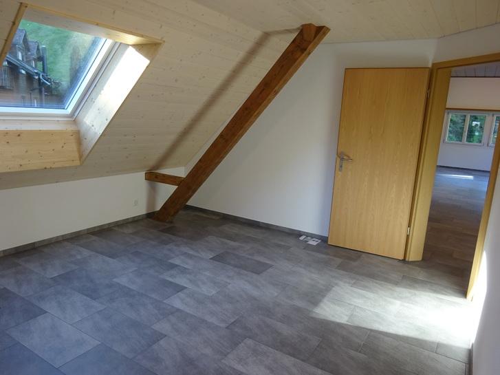 Grosse, neue Dachwohnung mit Terrasse 2