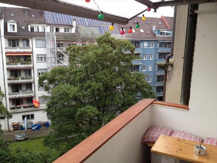 Gemütliche 2.5-Zimmer-Stadtwohnung mit Balkon!  6003 Luzern