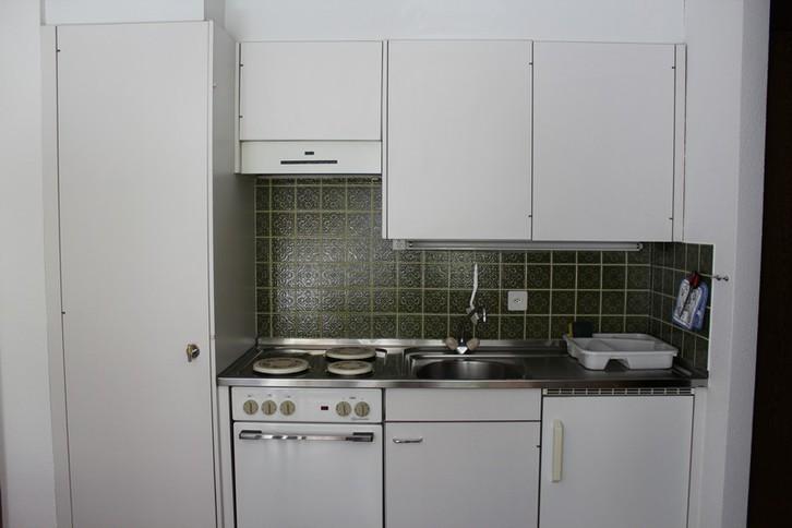 Haus Pfeiren, Grosse und helle 2-Zimmerwohnung, Südbalkon mit wunderschöner Aussicht 3954 Leukerbad