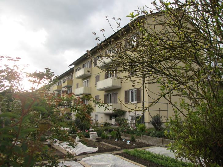 Helle 3-Zimmer Wohnung nähe Altstadt mit Blick auf den Weissenstein 4500 Solothurn