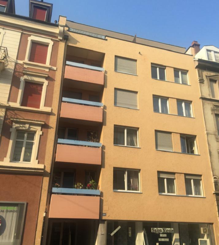 Zentrale 2.5 Zimmer Wohnung im 3. OG mit Lift ! 4053 Basel