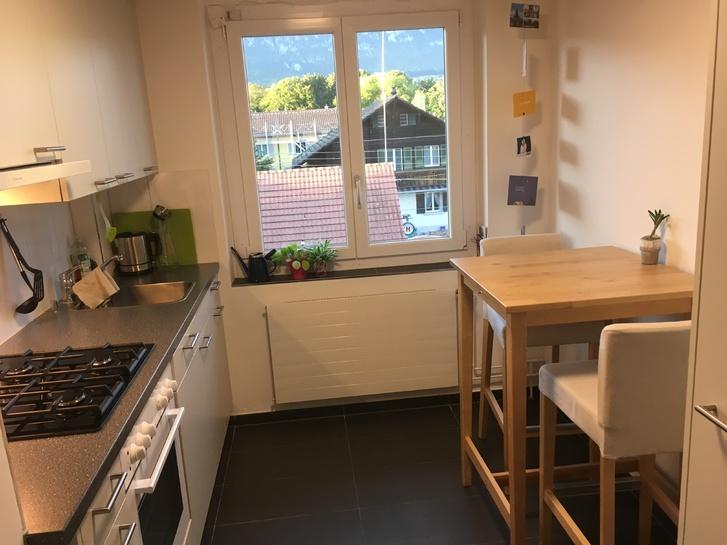 Helle 3-Zimmer Wohnung nähe Altstadt mit Blick auf den Weissenstein 2