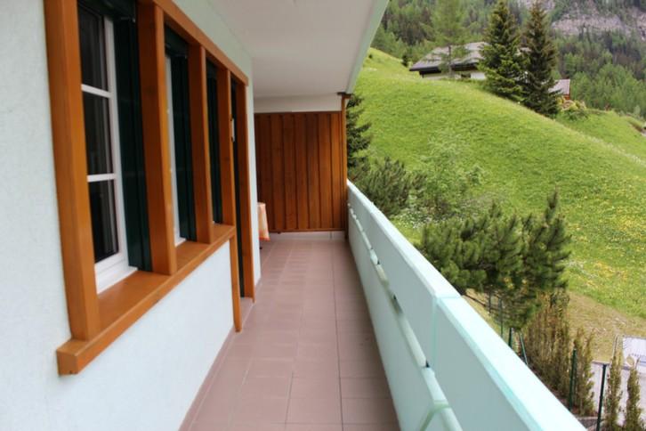 Haus Zum Turm, 2.5-Zimmerwohnung von hoher qualität grosser Balkon mit schöner Aussicht 4