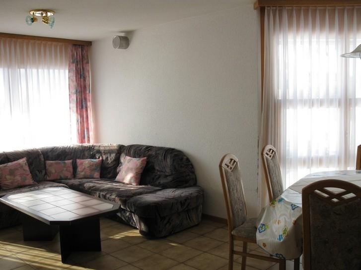 ADLERHORST, komfortable, grosse, helle 3.5-Zimmerwohnung im Zentrum 3954 Leukerbad