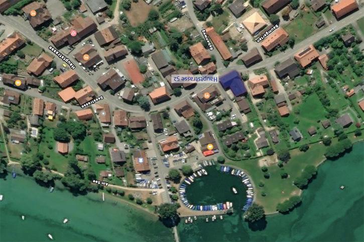Charmante und originelle 4,5 Zi-Maisonette Dachwohnung am Bielersee 3