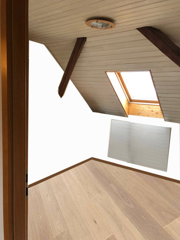 Charmante und originelle 4,5 Zi-Maisonette Dachwohnung am Bielersee 4