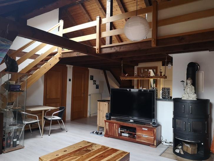 Wunderschöne 3,5Zi Dachwohnung sucht einen Nachmieter  2540 grenchen