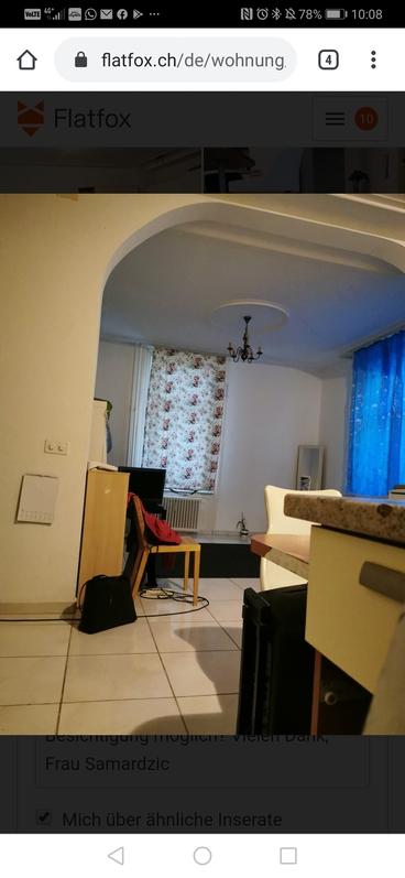 3,5 Zimmer Wohnung Stadt St.Gallen 3