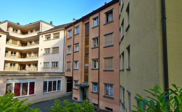 Magnifique Appartement 2.5 pièces proche du centre ville!  1006 Lausanne