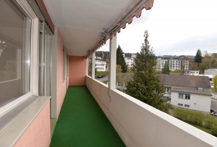 Grosszügige 2.5-Zimmer Wohnung in Luzern!  6015 Luzern