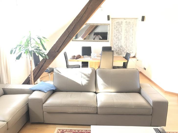 Möblierte Wohnung im Zentrum Zugstadt (untermieten) 2