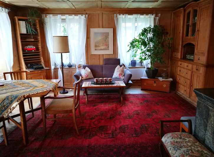 2,5 Zimmerwohnung in Waltensburg 2