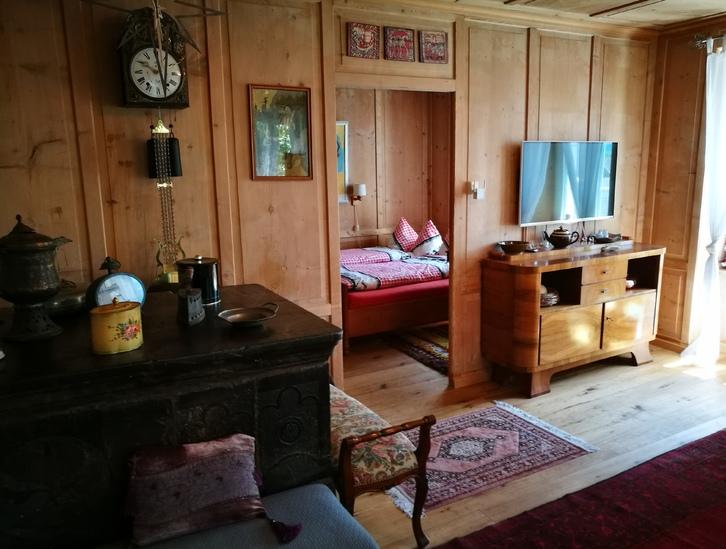 2,5 Zimmerwohnung in Waltensburg 3