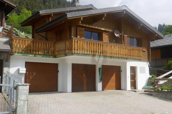 3.5-Zimmer Chalet in Deisch (Wallis) 3993 Grengiols, Deisch