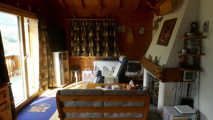 3.5-Zimmer Chalet in Deisch (Wallis) 3