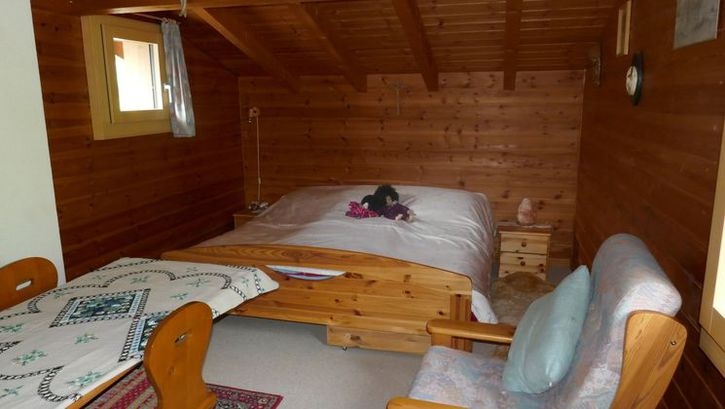 3.5-Zimmer Chalet in Deisch (Wallis) 4
