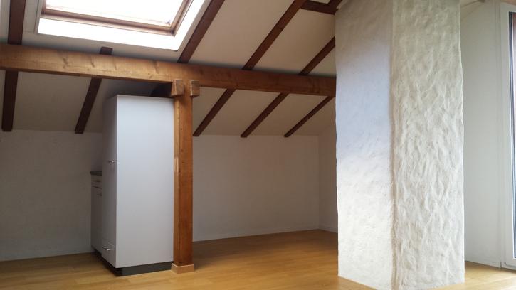 Ruhig gelegene Dachwohnung am Sarnersee 3