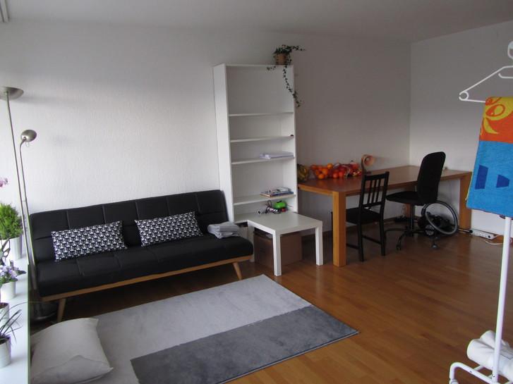 Ruhige, helle 2-Zimmerwohnung nähe Wald 2