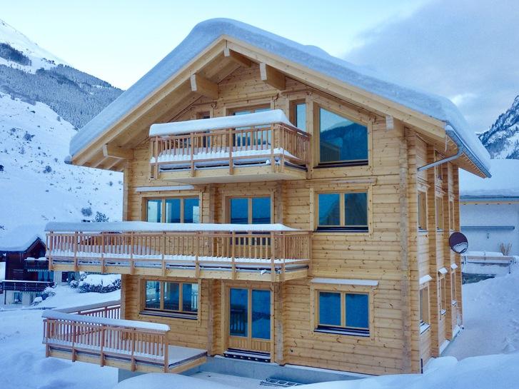 4,5 Zimmer-Wohnung in Vals GR 7132 Vals