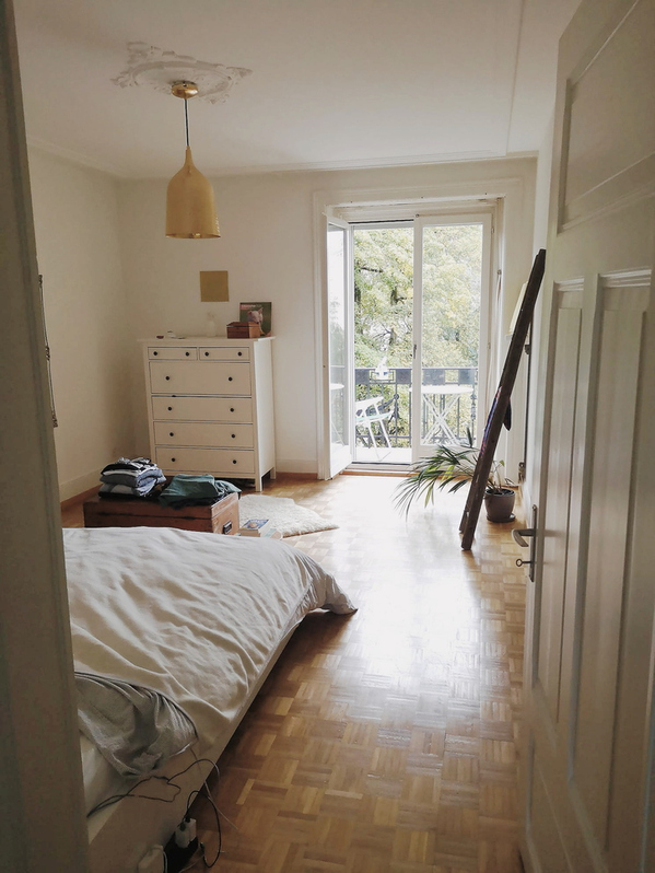 Charmante vollmöblierte 3 1/2 90m2 Altbau-Wohnung zur Untermiete. März 2020 - Ende Mai 2020 6003 Luzern