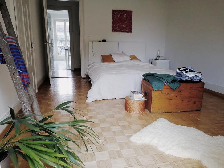 Charmante vollmöblierte 3 1/2 90m2 Altbau-Wohnung zur Untermiete. März 2020 - Ende Mai 2020 2