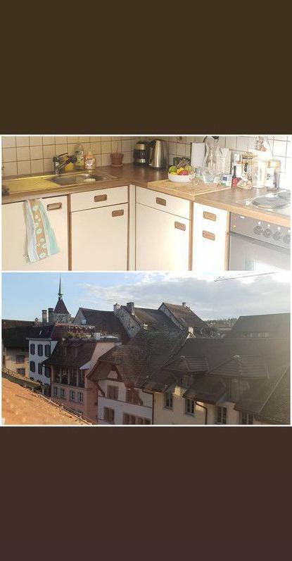 1.5 studio in aarauer altstadt Aarau