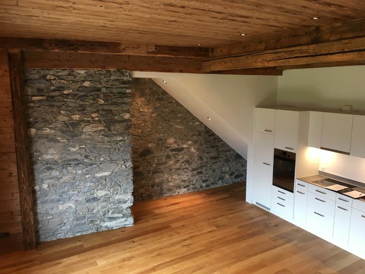 50 m2 Loftwohnung im Stall 7203 Trimmis