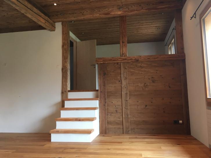 50 m2 Loftwohnung im Stall 2