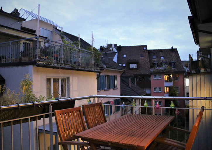 Grosses WG-Zimmer in frisch renovierter Altstadt-Wohnung 8400 Winterthur