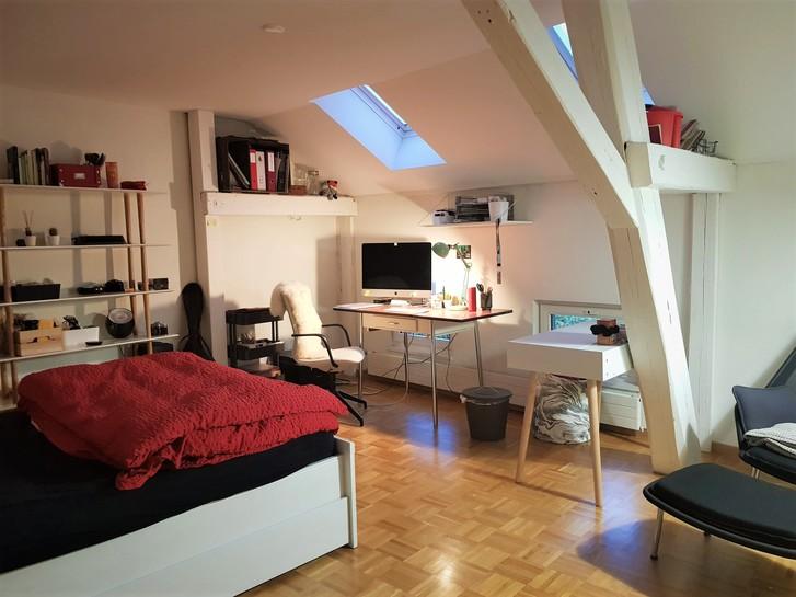 Grosses WG-Zimmer in frisch renovierter Altstadt-Wohnung 2