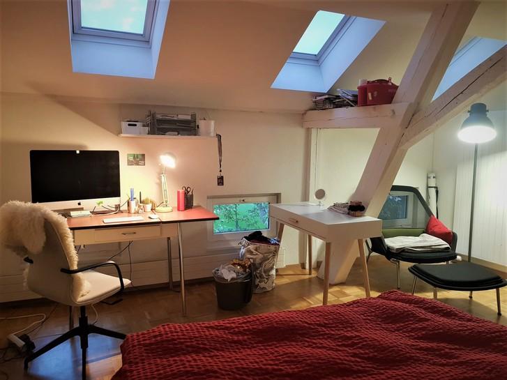 Grosses WG-Zimmer in frisch renovierter Altstadt-Wohnung 3